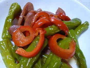 トマトパプリカ 料理