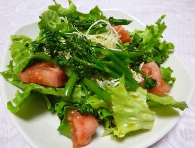 茎ブロッコリーレシピ