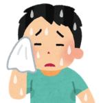 林先生の初耳学でベタベタ汗対策について、衰えた汗腺の復活方法のやり方を紹介