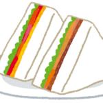 NHKあさイチで【大人のたまごサンドのレシピ】を紹介。元イタリアンシェフが教えてくれました