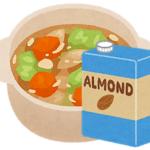 所さん大変ですよ【サツマイモ入りアーモンドミルク・スープ&アボカドのみそ汁のレシピ】 で高血圧対策
