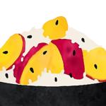 ヒルナンデス【さつま芋とキノコとベーコンの炊き込みご飯 レシピ】を若菜まりえさんが紹介してくれました