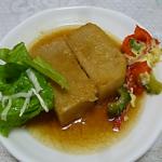 主治医が見つかる診療所で紹介された高野豆腐のステーキを作った感想