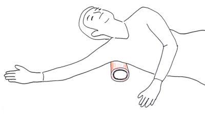 肩こり改善ストレッチの方法