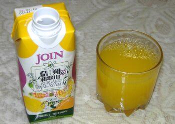 【果物より美味しい】join ジュース 結朔(けっさく)を飲んだ私の口コミです。