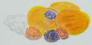 【フレンチトースト風】これぞうオートミールパンケーキ レシピ 甘いデザートが食べたい